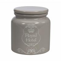 Косметическая емкость с крышкой Creative Bath Royal Hotel