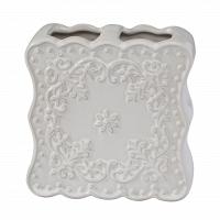 Стакан для зубных щеток Creative Bath Ruffles