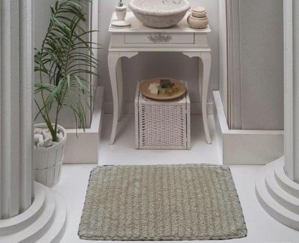 Коврик для ванной Sofi de Marko Bath Mats Milda S.052беж