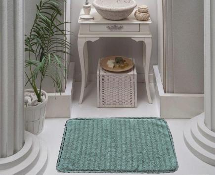 Коврик для ванной Sofi de Marko Bath Mats Milda S.052ментол