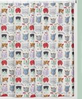Шторка Creative Bath Kitty 183х183см