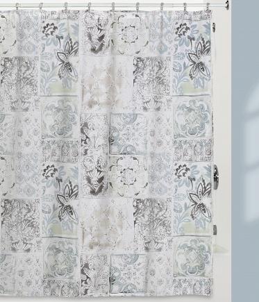 Шторка Creative Bath Veneto 183х183см S1245NAT