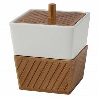 Косметическая емкость Creative Bath Spa Bamboo