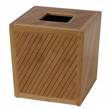 Бокс для салфеток (салфетница) Creative Bath Spa Bamboo SBM58BR
