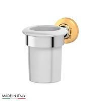Держатель со стаканом 3SC Stilmar Chrome-Gold