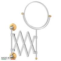 Зеркало косметическое 3SC Stilmar Chrome-Gold
