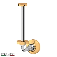Держатель запасного рулона туалетной бумаги 3SC Stilmar Chrome-Gold