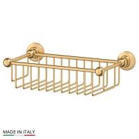 Полочка-решетка 3SC Stilmar Matte Gold 31см