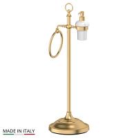 Стойка 3SC Stilmar Matte Gold комбинированная для биде