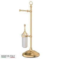 Стойка 3SC Stilmar Matte Gold комбинированная для туалета