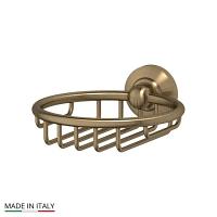 Мыльница-решетка 3SC Stilmar Antique Bronze