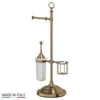 Стойка 3SC Stilmar Antique Bronze комбинированная для туалета