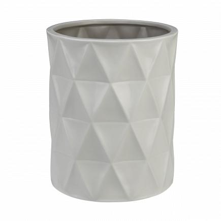 Корзина для мусора Creative Bath Triangles TRI54NAT