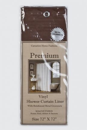 Шторка защитная Carnation Home Fashions Gauge Premium 4 Brown USC-4/13
