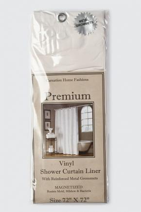 Шторка защитная Carnation Home Fashions Gauge Premium 4 Bone USC-4/15