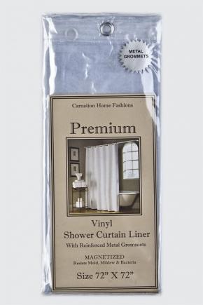 Шторка защитная Carnation Home Fashions Gauge Premium 4 Super Clear USC-4/26
