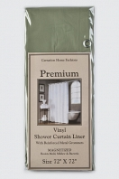 Шторка защитная Carnation Home Fashions Gauge Premium 4 Sage