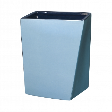 Корзина для мусора Creative Bath Wavelength WVL54BLU