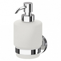 Дозатор для жидкого мыла ArtWelle Harmonie стеклянная