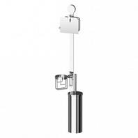 Комплект для туалета ArtWelle Harmonie с металлическим ершом