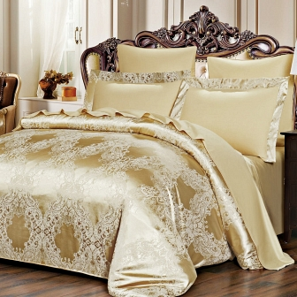 Максимилиан №8 Жаккард Евро Sofi de Marko Bedding Sets Евро-Ж1008