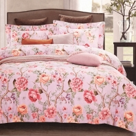 Дана КПБ сатин Евро 4н Sofi de Marko Bedding Sets