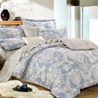 Архелия (беж) КПБ сатин Евро 4н Sofi de Marko Bedding Sets