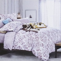Дональд КПБ сатин Евро 4н Sofi de Marko Bedding Sets