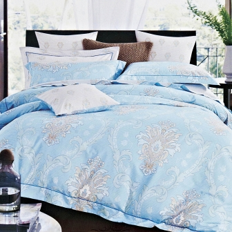 Михей КПБ сатин Евро 4н Sofi de Marko Bedding Sets Евро-3456