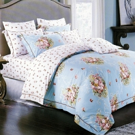 Беренис КПБ сатин Евро 4н Sofi de Marko Bedding Sets