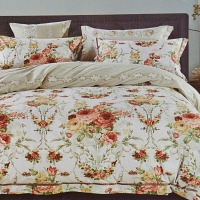Энрика КПБ сатин Евро 4н Sofi de Marko Bedding Sets