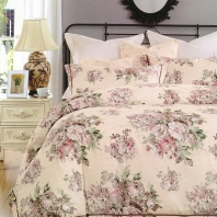 Бергитта  КПБ сатин Евро 4н Sofi de Marko Bedding Sets