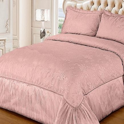 Камила (роз) Покрывало Sofi de Marko Bedspread 240х260см С-1р