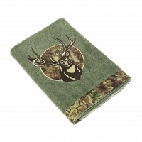 Полотенце банное Avanti Camo Deer 127x69см
