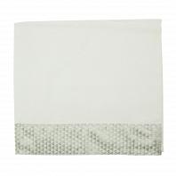 Полотенце банное Avanti Diamonte 127x69см