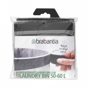 Мешок для бака для белья Brabantia Laundry Bin 60л 102363
