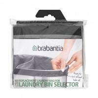 Мешок для бака для белья двойной Brabantia Laundry Bin 55л