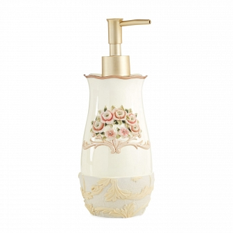 Дозатор для жидкого мыла Avanti Rosefan 10541D