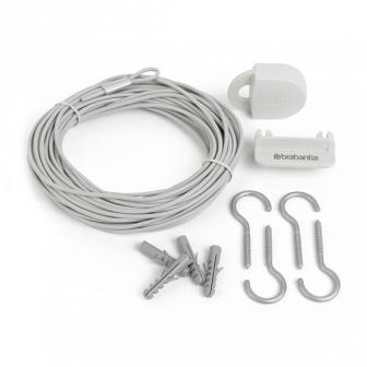 Комплект бельевой веревки Brabantia Dryer 105647