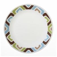 Тарелка обеденная Corelle Squared 26см