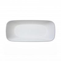 Блюдо прямоугольное Corelle Pure White 27см