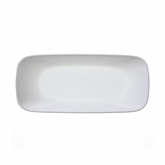 Блюдо прямоугольное Corelle Pure White 27см 1077748