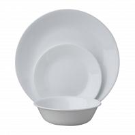 Набор посуды Corelle Winter Frost White 18пр.