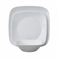 Набор посуды Corelle Pure White 18пр.
