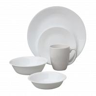 Набор посуды Corelle Winter Frost White 30пр.