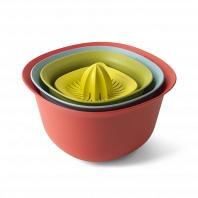 Набор салатников Brabantia Tasty Colours 4шт