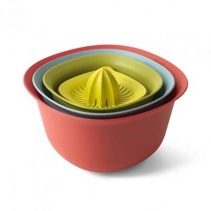 Набор салатников Brabantia Tasty Colours 4шт 110047