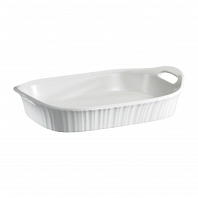 Форма для запекания прямоугольная CorningWare French White 2,8л