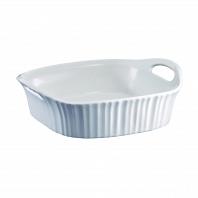 Форма для запекания квадратная CorningWare French White 20х20см