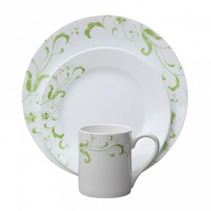 Набор посуды Corelle Spring Faenza 16пр. 1107615